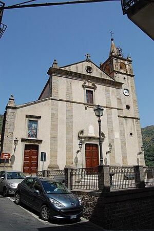 Graniti - Chiesa di San Basilio Magno