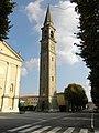 Chiesa di San Pietro Apostolo, campanile (Roveredo di Guà) 02.jpg