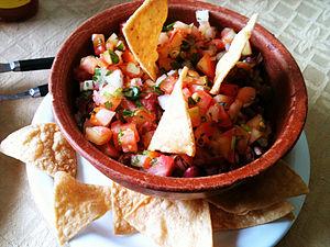 Costa Rican cuisine - Chifrijo