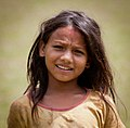 Child working in the fields of Tansen, Nepal.jpg