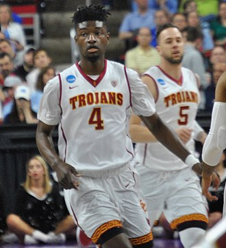 Chimezie Metu - Metu playing for USC in 2016