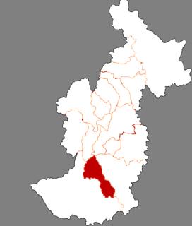 Daqingshan County County in Heilongjiang, Peoples Republic of China