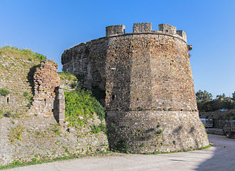 Castle of Chios - External view