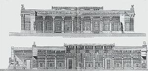 Chipiez 100 colonnes
