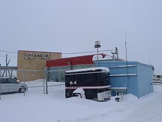 Chisasibi Airport - Image: Chisasibi airport