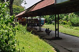 Chittagong University Railway station (04).jpg