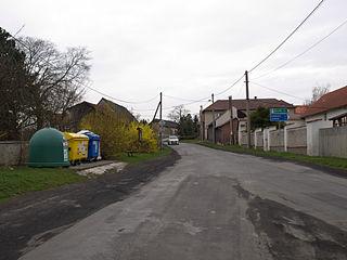 Chlustina Municipality and village in Central Bohemian Region, Czech Republic