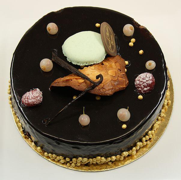 Cake De Mousse De Jambon