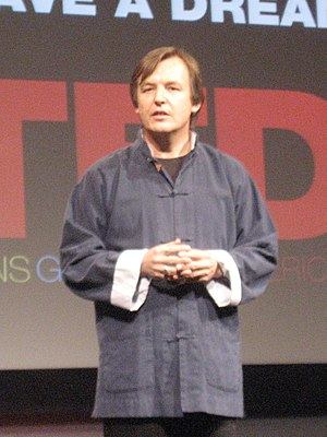 Social impact of YouTube - Image: Chris Anderson 2007 (cropped)