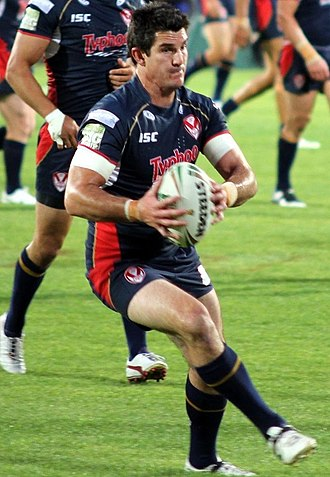 Chris Flannery (rugby league) - Image: Chris Flannery
