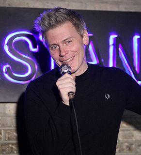 Christian Finnegan American comedian