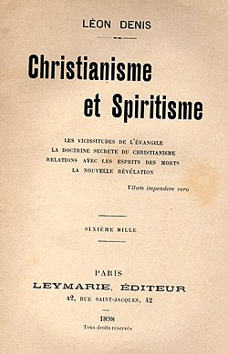 Christianisme et Spiritisme (French Edition)