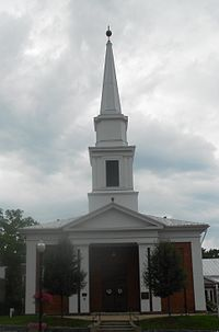 Christiansburg Presbyterian Church Christiansburg Virginia.jpg