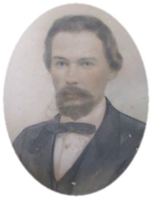 Christopher Werner - ca 1850