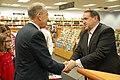 Chuck Grassley and Mike Huckabee (4089754660).jpg