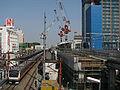 Chuoline musashikoganeista construction2008.jpg