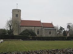 Church St Mary, Gissing, Norfolk, England-11March2010.jpg