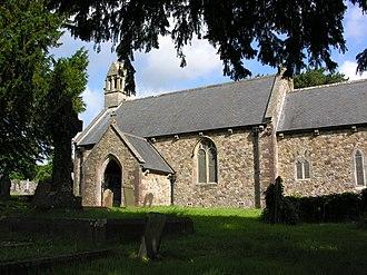 Radyr - St John the Baptist parish church