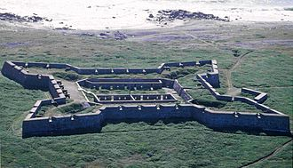 National Historic Sites of Canada - Prince of Wales Fort in Churchill, Manitoba was one of the first two sites designated in Western Canada.