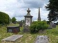Churchyard at Llanfaes - geograph.org.uk - 878260.jpg