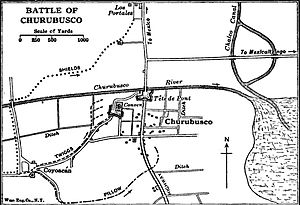 Battle of Churubusco