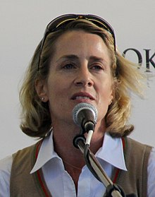 Ziegesar at the 2012 Brooklyn Book Festival