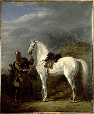 William Allan (painter) - Circassian Chief (1843)