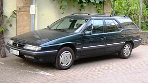Citroen XM Safari long time resident.JPG