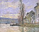 Claude Monet, River at Lavacourt, 1879, Oil on canvas.jpg