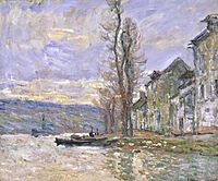 Claude Monet, River at Lavacourt, 1879, Oil on canvas.jpg