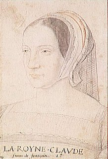 Duchess of Brittany; queen consort of France