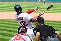 Cleveland Indians vs. Los Angeles Angels (36258407886).jpg
