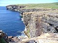 Cliffs by Bight of Mousland - geograph.org.uk - 490295.jpg