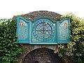 Clock, Snowshill gardens - geograph.org.uk - 1408241.jpg
