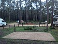 Close-up of campsite at Smiths Mill campsite - panoramio.jpg