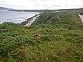 Coastal track to Inver Cottage - geograph.org.uk - 1426380.jpg