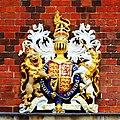 Coat of Arms, Custom House, Weymouth - geograph.org.uk - 1842431.jpg