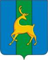 Coat of Arms of Smirnykhovsky rayon (Sakhalin oblast).png