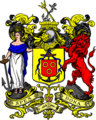 Coat of arms of Cape Town, South Africa.png