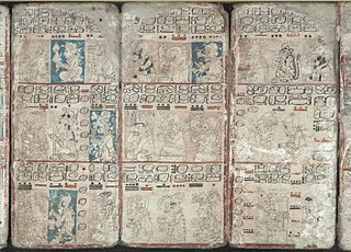 Maya script writing system of the Maya civilization