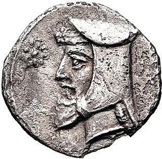 Mazaeus Achaemenid satrap