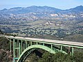 Cold Spring Canyon Arch Bridge in 2010.jpg