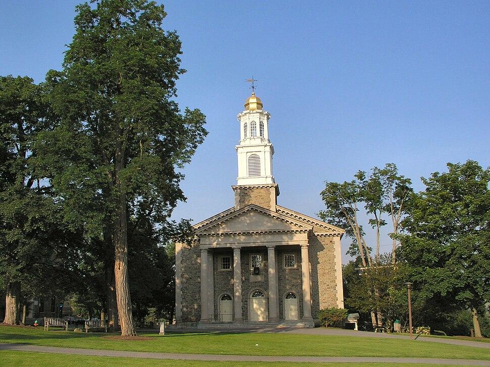 Colgate University%27s chapel