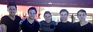 Collabro Male Harmony Group