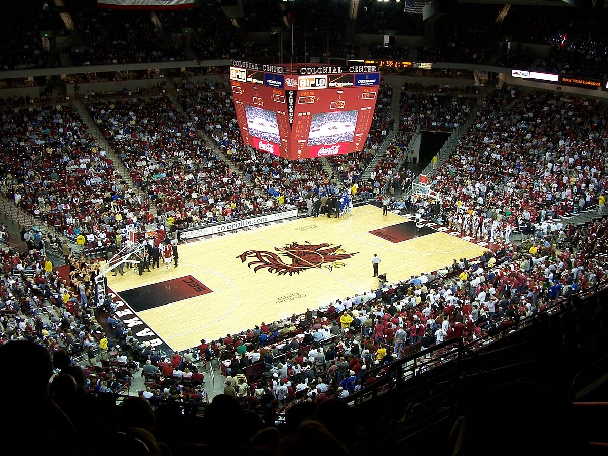 Colonial Life Arena - Wikipedia