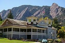 Magnificent Colorado Chautauqua Wikipedia Download Free Architecture Designs Terstmadebymaigaardcom