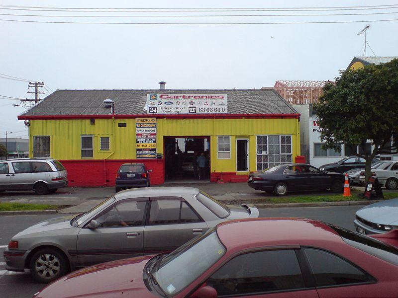 File:Colourful Shops Places In Onehunga II.jpg