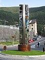 Columna de la Plaça de l'Auditori Nacional d'Andorra.jpg