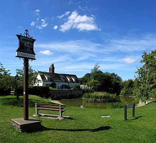 Comberton Village and civil parish in South Cambridgeshire, England