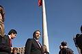 Comienzan la celebración de 200 años del Congreso Nacional Izamiento de la Bandera Bicentenario (5898648096).jpg
